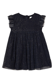 Creamie Tulle Dress Total Eclipse - Front cropped