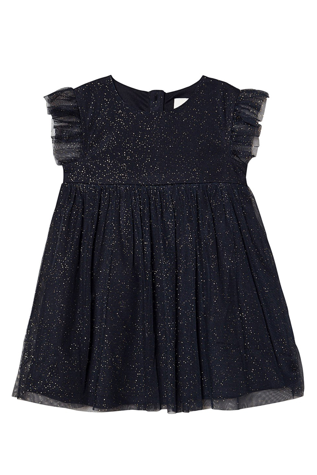 Creamie Tulle Dress Total Eclipse - Main Image