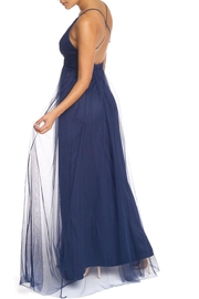 luxxel Tulle Maxi Dress - Front full body