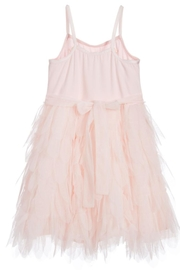 Biscotti Tulle Petals Dress - Side cropped