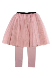Rock Your Baby Tulle Skirted Leggings - Front cropped