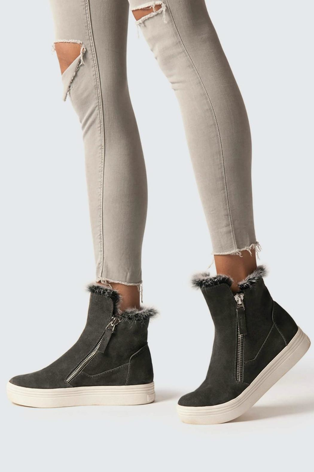 Dolce Vita Tulli Bootie Sneakers - Front Full Image