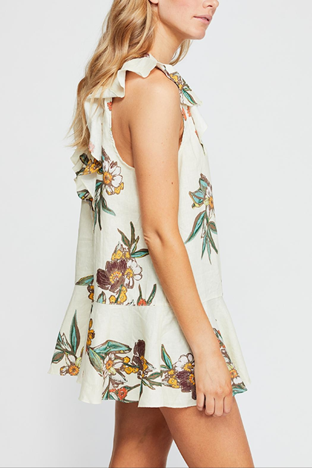 Free People Tulum Tunic - Side Cropped Image