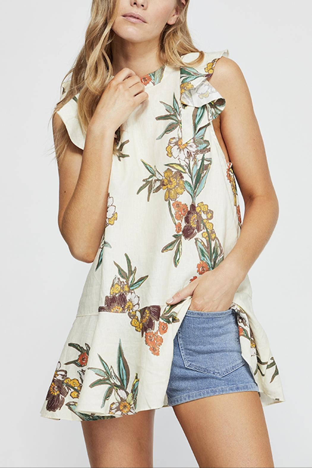 Free People Tulum Tunic - Main Image