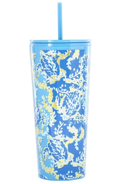 Lilly Pulitzer  Tumbler with Lid and Straw - Product List Image