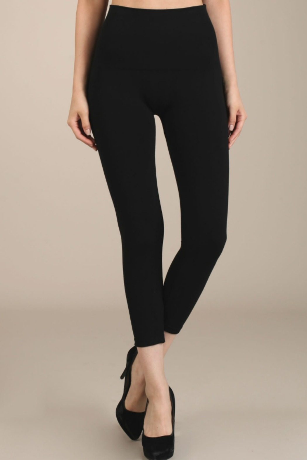 M. Rena Tummy Tuck Leggings - Main Image