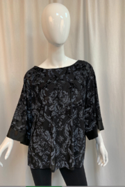 Frank Lyman  Tunic - Front cropped