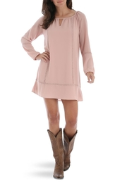 Wrangler Tunic Dress - Front cropped
