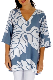 Blue Ginger Tunic Top - Product Mini Image