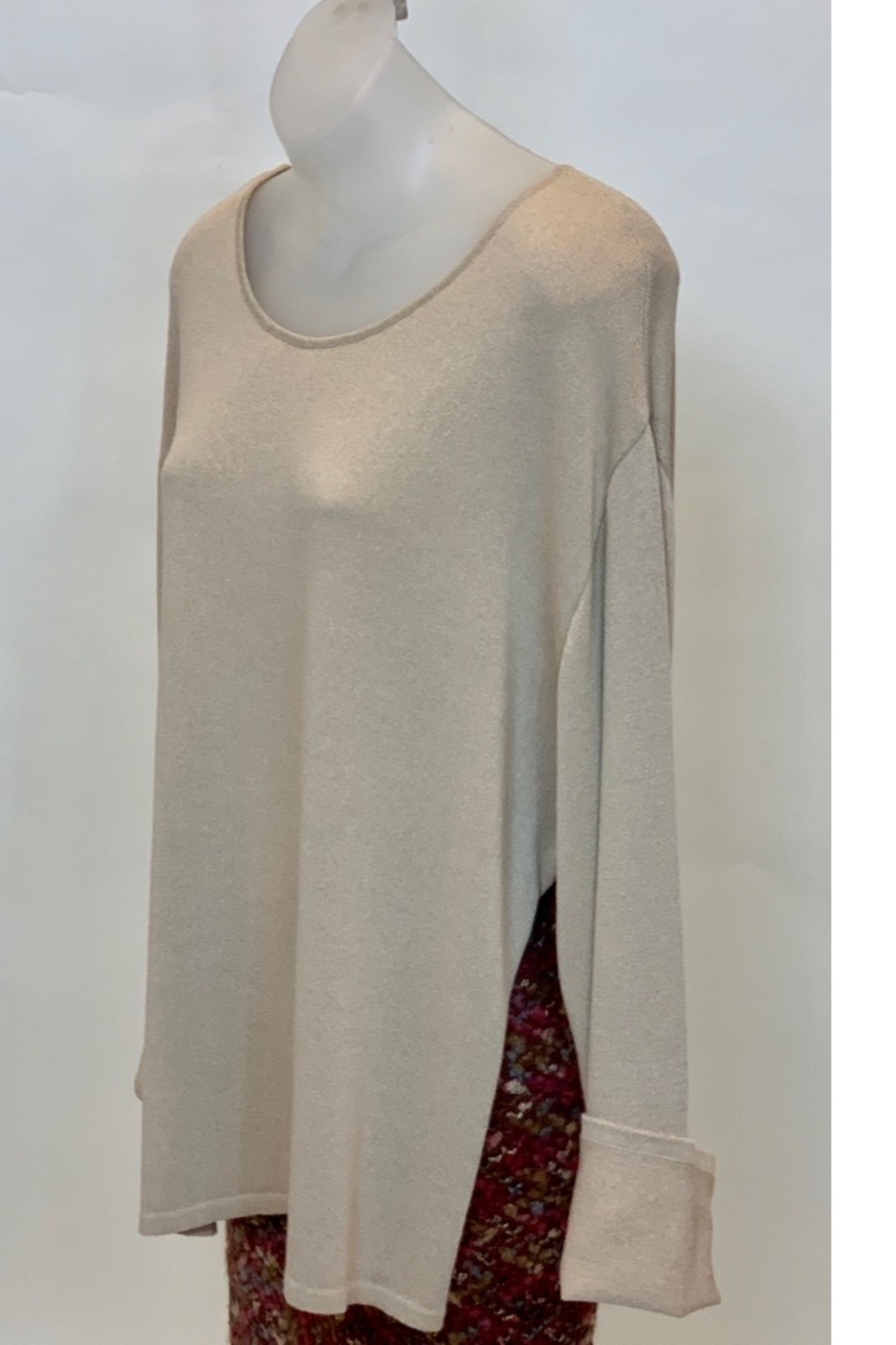 Dominique TUNIC TOP - Side Cropped Image