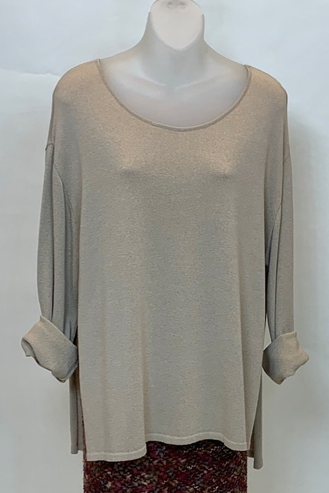 Dominique TUNIC TOP - Main Image