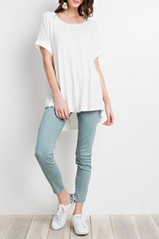 easel Tunic Top - Front cropped