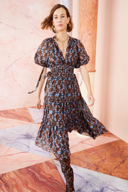 Ulla Johnson Tunis Dress Twilight Prism - Product Mini Image
