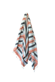 Faire Turkish Beach Towel - Front cropped