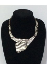 DiJore Turkish Silver Free Form Necklace - Product Mini Image