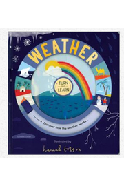 Usborne Turn And Learn: Weather - Product Mini Image
