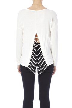 Turning Point Chain Back Top - Product List Image