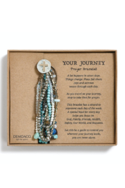 DEMDACO Turq Prayer Bracelet - Product Mini Image