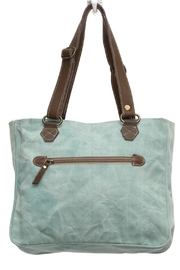 Myra Bags Turquoise Texas  Bag - Side cropped