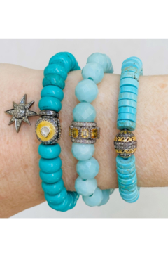 The Woods Fine Jewelry  Turquoise with Star Charm - Product List Image