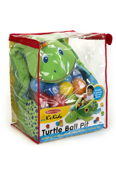 Melissa and Doug Turtle Ball Pit - Alternate List Image