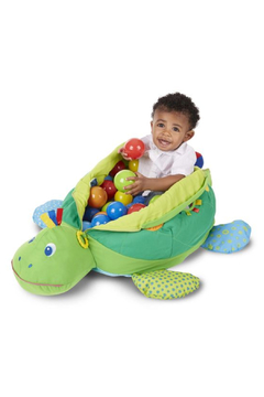 Melissa and Doug Turtle Ball Pit - Product List Image