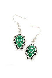 Wild Lilies Jewelry  Turtle Drop Earrings - Product Mini Image