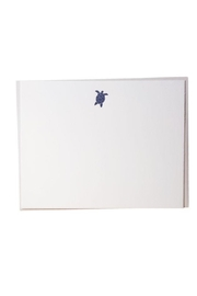 Bradley and Lily Turtle Letterpress Card Set - Product Mini Image
