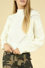 Wild Honey Turtle Neck Sweater - Product Mini Image