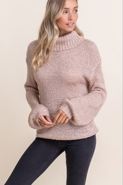 Lush  Turtle Neck Sweater - Product Mini Image
