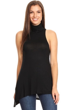 Bear Dance Turtle Neck Top - Product List Image