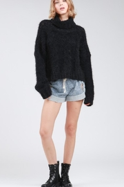 POL Turtleneck Mohair Sweater - Product Mini Image