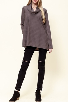 Mittoshop TURTLENECK RIB KNIT SWEATER - Alternate List Image