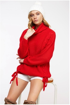 Towne Turtleneck Sweater - Product List Image