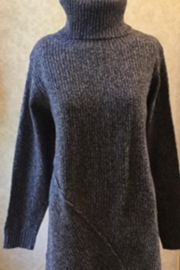 Ethyl turtleneck sweater - Front full body