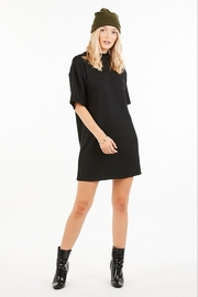 Very J Turtleneck Sweater Dress - Product Mini Image