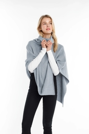 Look by M Turtleneck Wrap Oncho - Product Mini Image