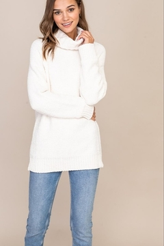 Shoptiques Product: Turtlneck Sweater Tunic