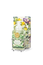 Michel Design Tuscan Grove Foaming Hand Soap Napkin Set - Front cropped