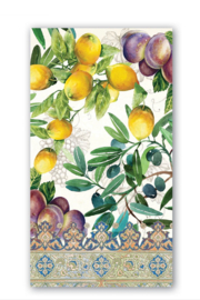 Michel Design Works Tuscan Grove Hostess Napkins - Product Mini Image