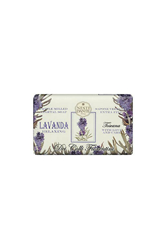 Nesti Dante TUSCAN LAVENDER BAR SOAP - Product List Image