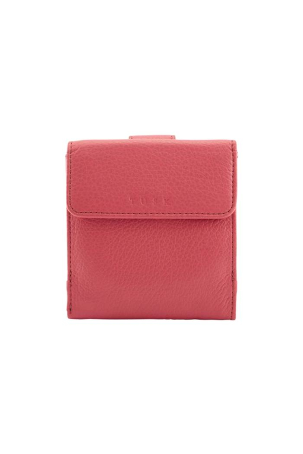 tusk Ascot L-Shaped Wallet - Front Cropped Image