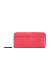 tusk Gusseted Clutch Wallet - Front cropped