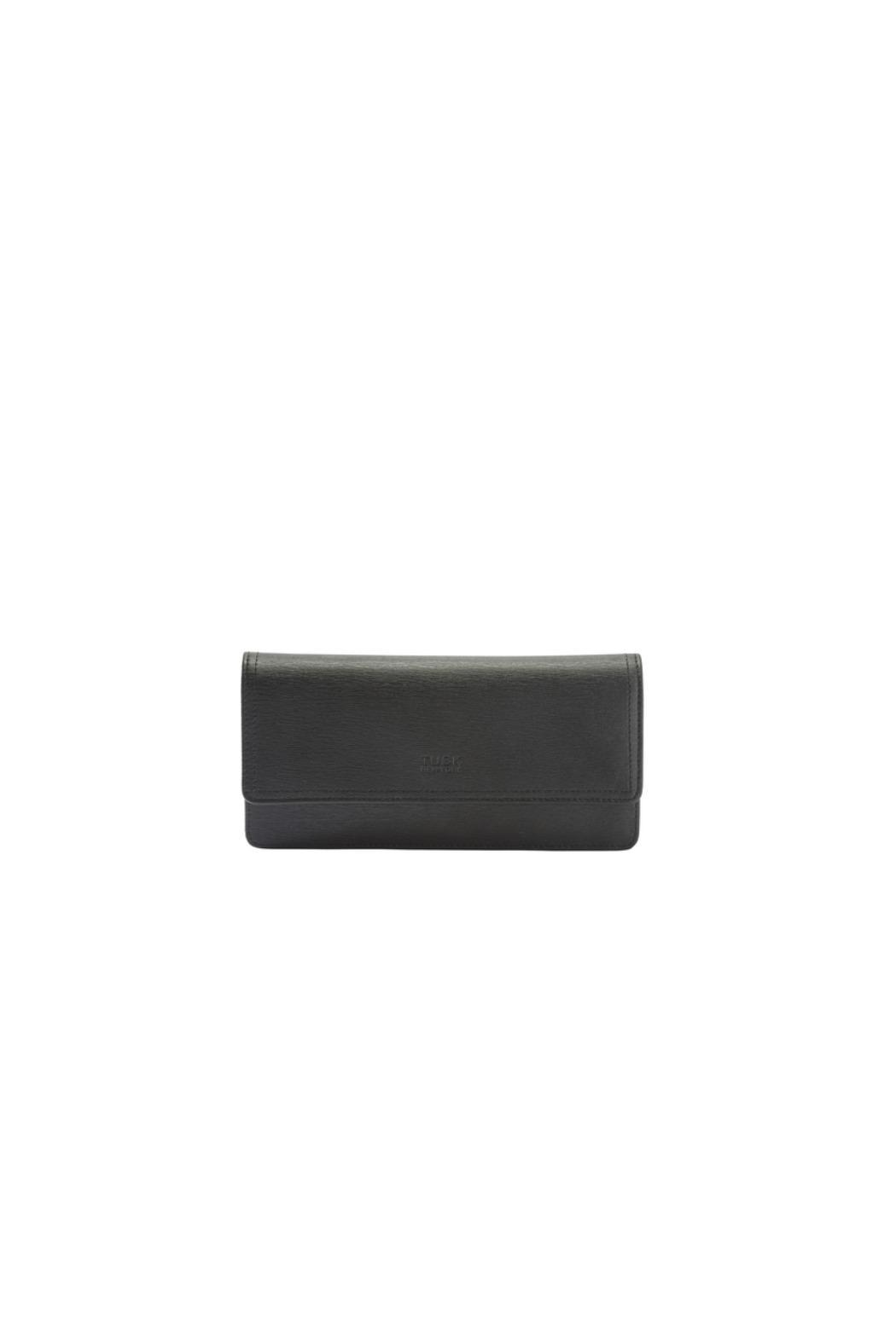 tusk Gusseted Clutch Wallet - Main Image