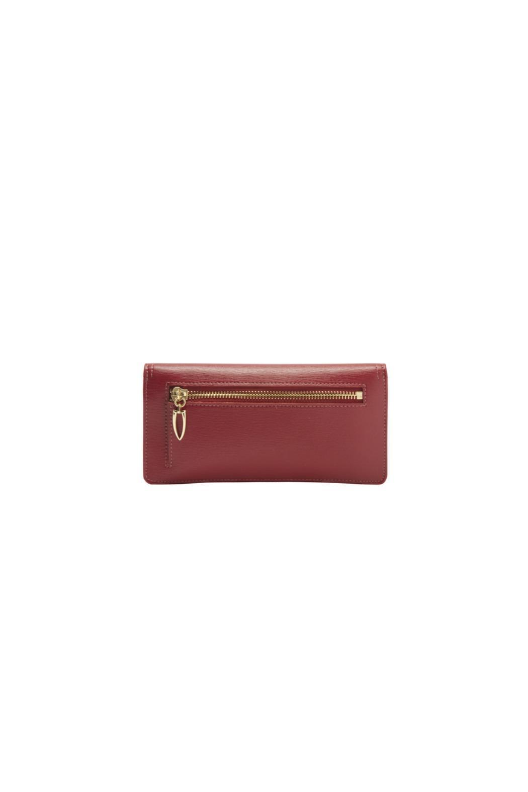 tusk Gusseted Clutch Wallet - Front Full Image