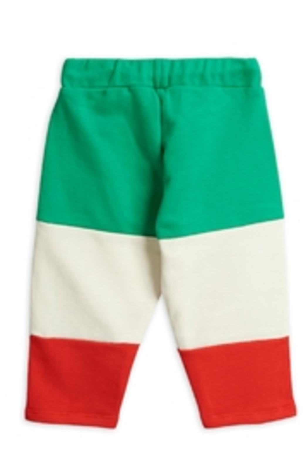 Mini Rodini Tutto Bene Sweatpants - Back Cropped Image