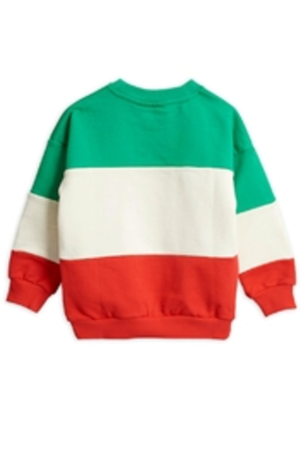 Mini Rodini Tutto Bene Sweatshirt - Back Cropped Image