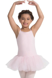 Capezio Tutu Dress With Glitter - Front cropped
