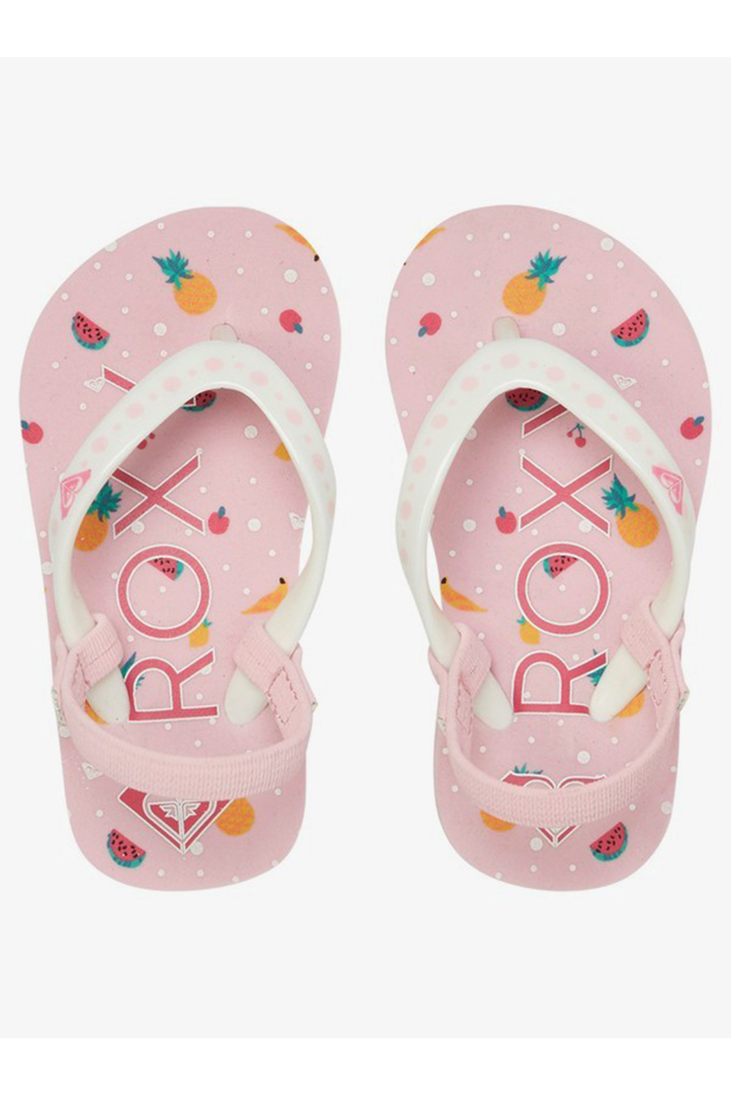 Roxy TW Pebbles Flip Flops With Backstrap - Main Image