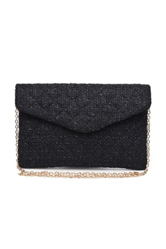 Shoptiques Product: Tweed Cross Body